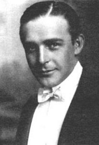 1923 Drugs kill Paramount Star Wallace Reid