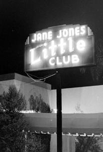 1936: Upscale Lesbian Nightclub