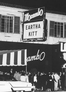 1941: Mocambo Opens