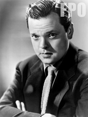 Orson Welles in 1946