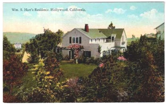 Postcard_William_S._Hart_s_Residence_in_Hollywood_CA-550