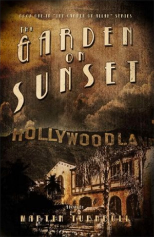 The Garden on Sunset by Martin Turnbull